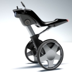 Taurus, a Segway like bike