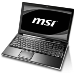 MSI FX600/FR600 laptop with Core i5