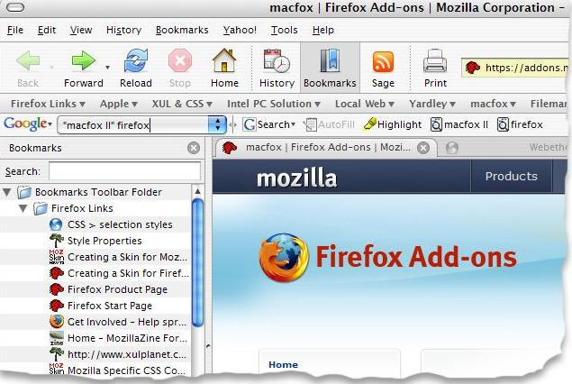 IT News at inertz org» Blog Archive 10 most recomended Firefox