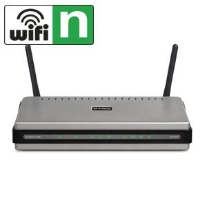 Dir-625 router