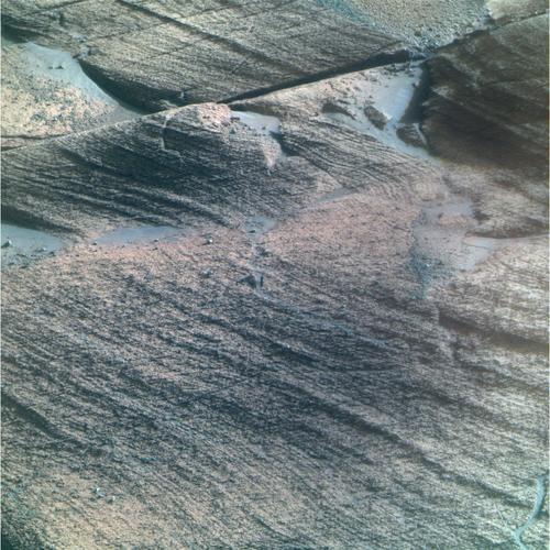 Mars condition