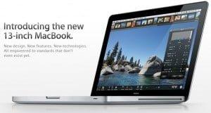 Apple MacBook MB466LLA
