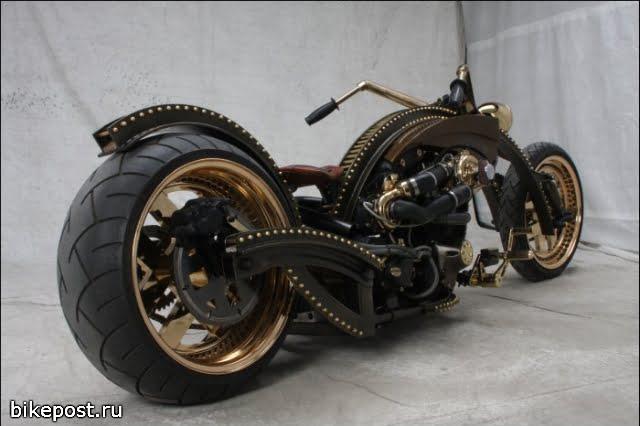 American Chopper Bike - Page 4 Barro