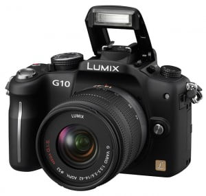 Panasonic Lumix G10